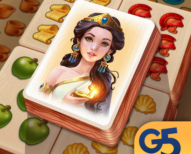 Emperor of Mahjong: Match tiles in the best solitaire puzzle & build a city
